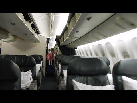 TRAVEL REPORT – UNITED 777-200 UA936 HNL-SFO