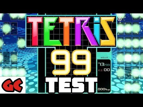 Tetris 99 | Test // Review