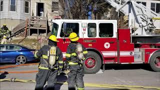 Working fire, Box 15-33 19 Upsala street Worcester Ma With Udizzy1969