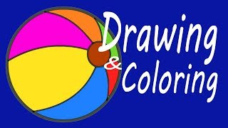 Funny Toys Learn Drawing and Coloring Pages for Kid, Toddlers Ep 01