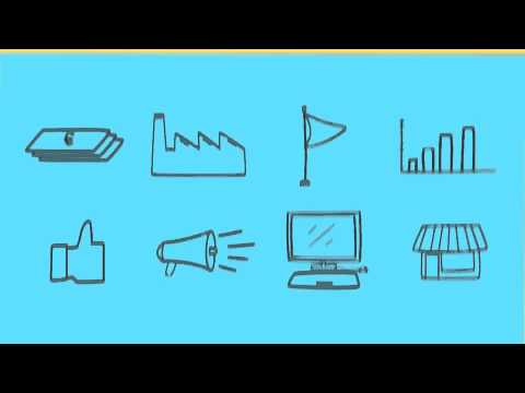 Hand Drawn Corporate Icons After Effects Template
