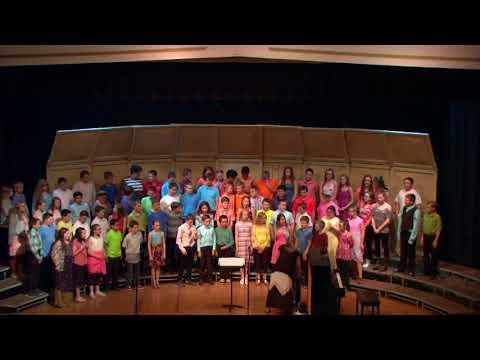Spring Choir Concert 2018