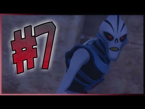 Прохождение Ben 10 Ultimate Alien: Cosmic Destruction - На Русском - Часть 7