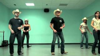 Harley country line dance - WILD COUNTRY