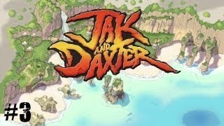 Jak and Daxter: The Precursor Legacy (100% Walkthrough All Orbs Ps3) - Episode 3  Sentinel Beach 1/2