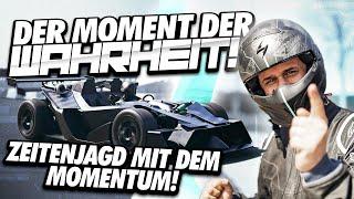 JP Performance - Der Moment der Wahrheit! | Zeitenjagd mit dem Momentum