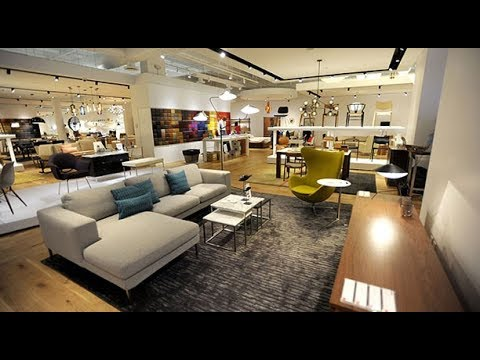 How To Produce Furniture And Sofa In China:Visiting Sofa Factory