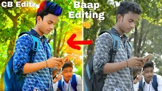 Owesom CB Edit Picsart Like Photoshop | CB Editing Tutorial By Picsart Best Picsart Creation In 2017