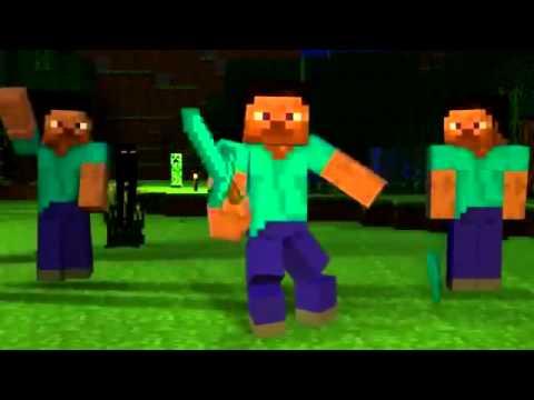 Три смешных видео на тему Майнкрафта