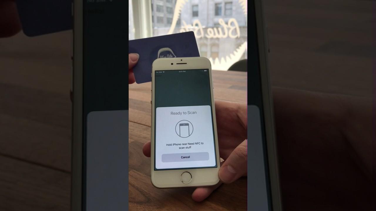 Watch iPhone Unlock NFC