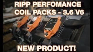 RIPP High Performance Coil Packs 3.6 Pentastar