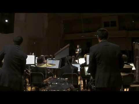 Viet Cuong, Sound and Smoke - Abhinn Malhotra, Peabody Wind Ensemble