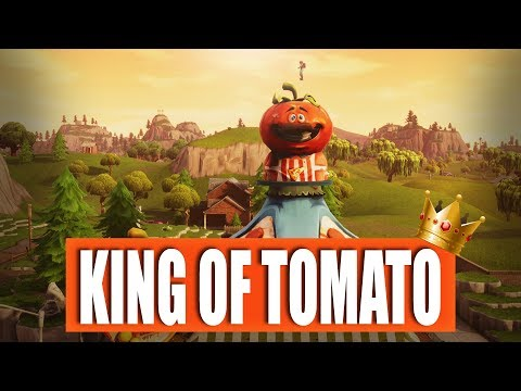 Fortnite Tomato Town Tips | How To Win King Status