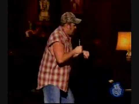 Larry the Cable Guy, Silly Walks