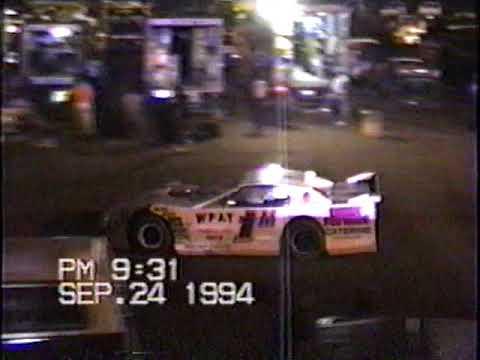 Vintage Dirt Track Racing 9-24-1994 Portsmouth Raceway Park