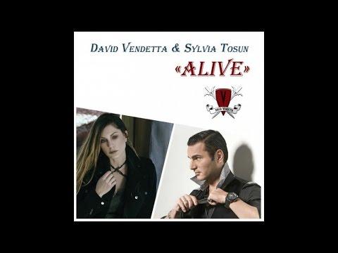 David Vendetta feat. Sylvia Tosun - Alive