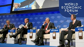 Davos Annual Meeting 2009 - Gaza: The Case for Middle East Peace
