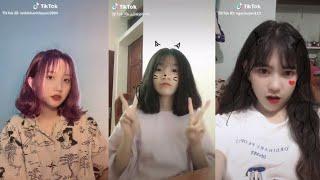 [o00 TV]  top những cô gái xinh đẹp trong tik tok || tik tok Việt Nam
