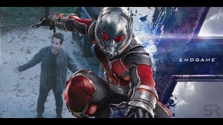 avengers endgame how ant man was save by rats