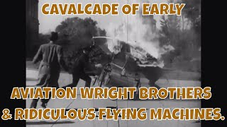 Cavalcade of Aviation - Wright Bros. WWI 40330 HD