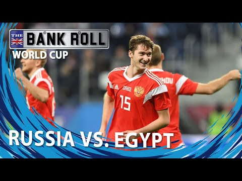 Russia vs Egypt | World Cup 2018 | Match Predictions