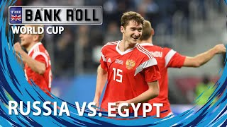 Russia vs Egypt | World Cup 2018 | Match Predictions