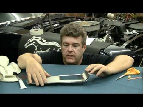 Episode 64 Fix Your Broken Console, Interior Paint Tips, Part Store Adhesives, Autorestomod