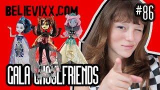 Новые куклы Монстер Хай 2015 Эль Луна Мауседес Boo York Бу Йорк Школа монстров монстр Monster High