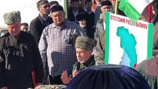 Нальгиев Мухажир