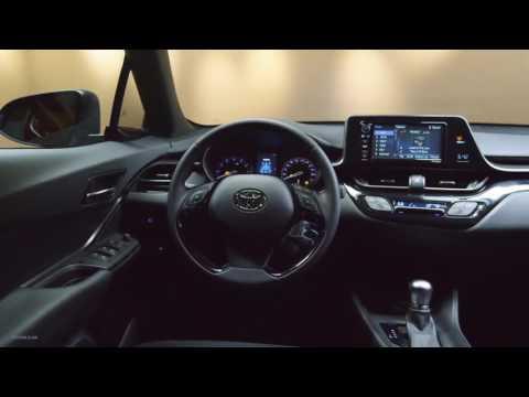 2018 Toyota C-HR Photos