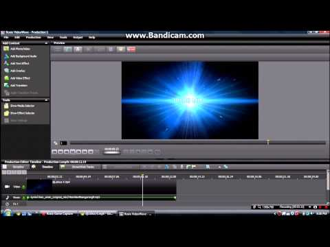 How To Make An Intro With Roxio Videowave