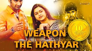 Weapon The Hathyar | Adharvaa, Sri Divya | G. V. Prakash Kumar | Full Movie ᴴᴰ