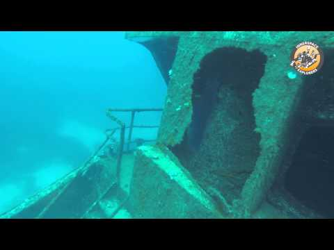 InnerSpace Explorers Wreck Diving & Training -