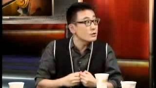 锵锵三人行2011-07-26 B:陈丹青跑到欧洲画画