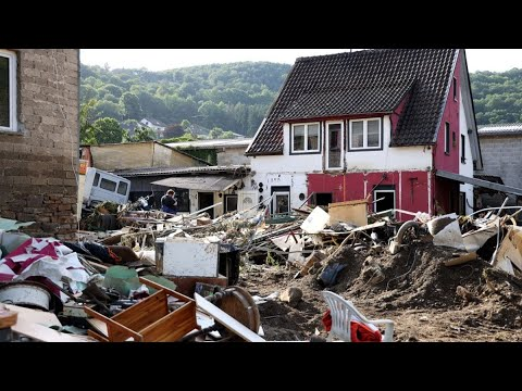 Climate Change Played a Role in Germany Flooding: Munich Re
