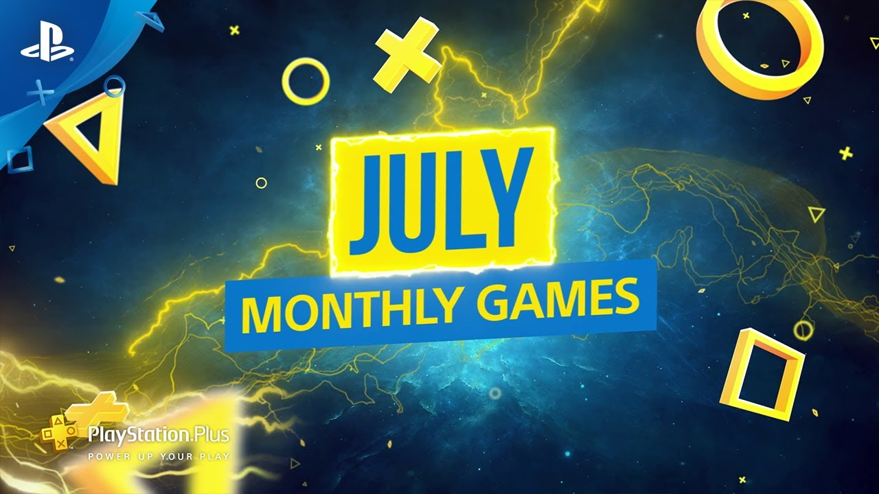PES 2019 and Horizon Chase Turbo are Your PS Plus Games for July