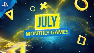 PS Plus - July 2019 | Pro Evolution Soccer 2019 + Horizon Chase Turbo
