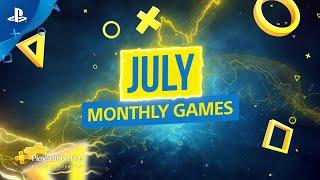 PS Plus - July 2019 | Pro Evolution Soccer 2019 + Horizon Chase Turbo