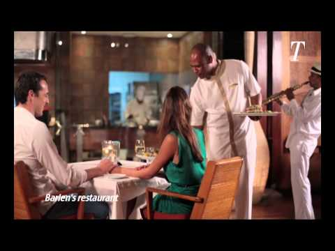 Fine dining in Mauritius, Restaurant & Bars at Le Touessrok