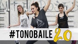 Tonobaile 20 | Rutina de entrenamiento bailando