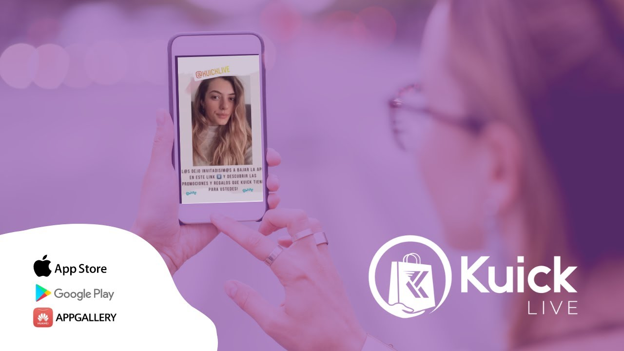 Download Conoce lo nuevo, conoce Kuick, la LIVE Shopping APP 🤩 #LiveShopping