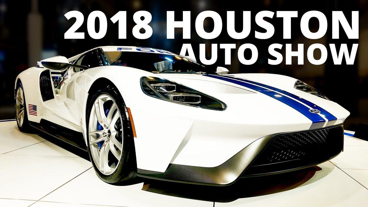 Houston Auto Show YouTube - Houston car show 2018