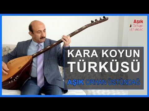 Orhan Üstündağ - Kara Koyun Türküsü Canlı Performans