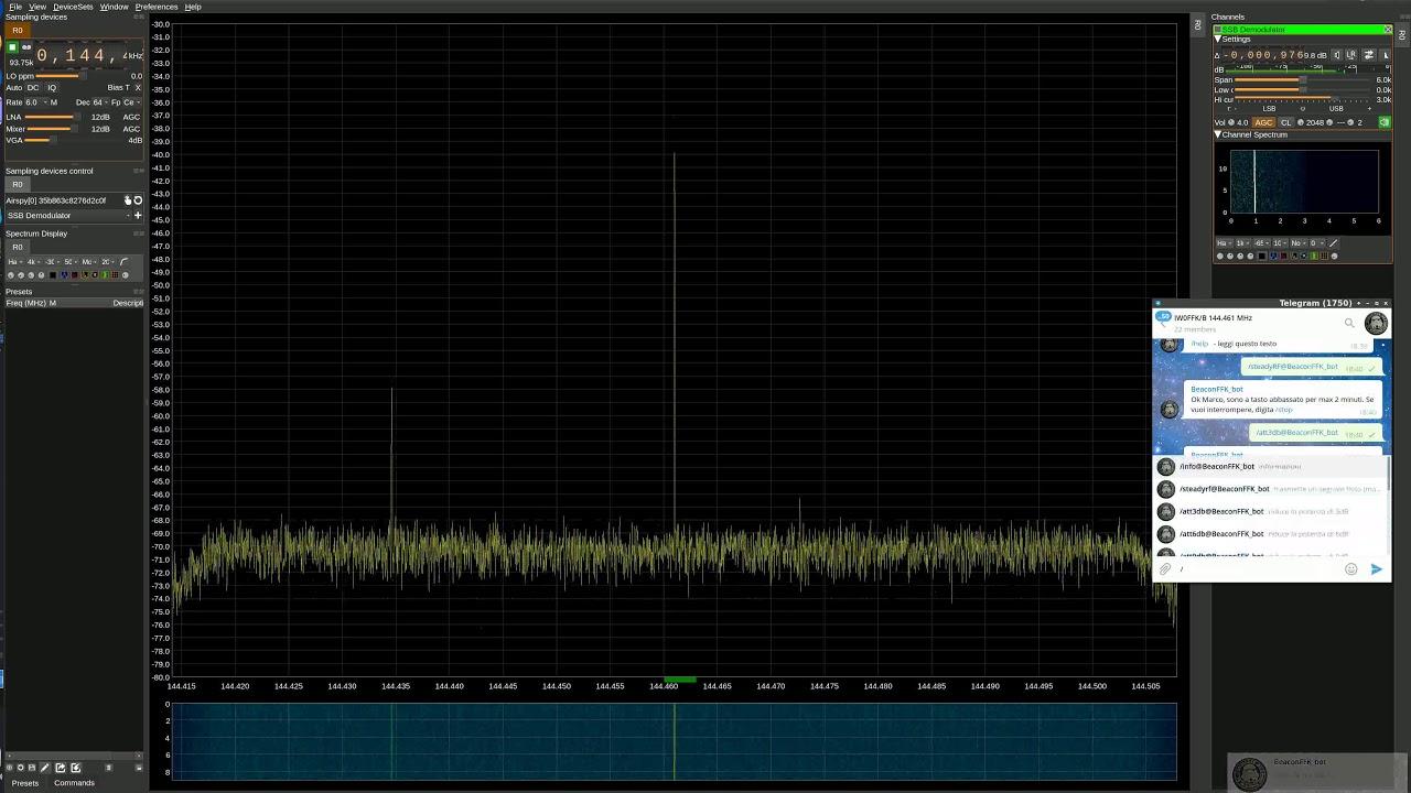 VHF | iw0ffk