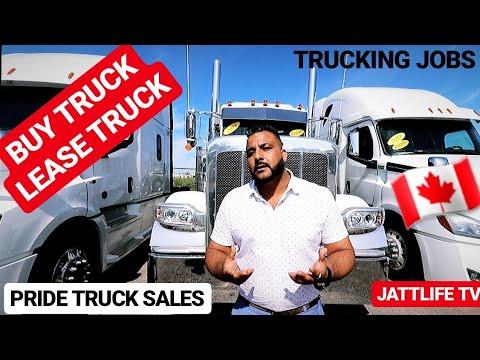 Canada Truck Buying. (pride Truck Sales)