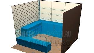 торговое оборудование для  павильона(торговое оборудование для павильона http://www.market-design.ru/ для продажи украшений и декора из надувных шаров..., 2014-12-07T23:57:22.000Z)