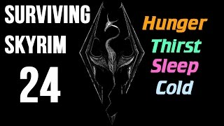 Surviving Skyrim 24 Busty Bard and Butt Stallion and Burnt Books