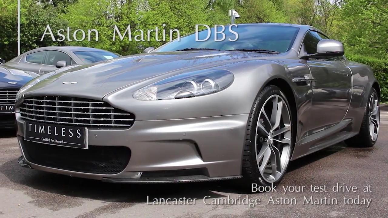 Jardine Motors Group Aston Martin Dbs Lancaster