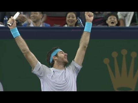 M1000 Shanghai 2013 | del Potro - Nadal [Semifinal]