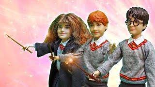 Попали в Хогвартс! Фигурки Гарри Поттер и Фантастические твари 2